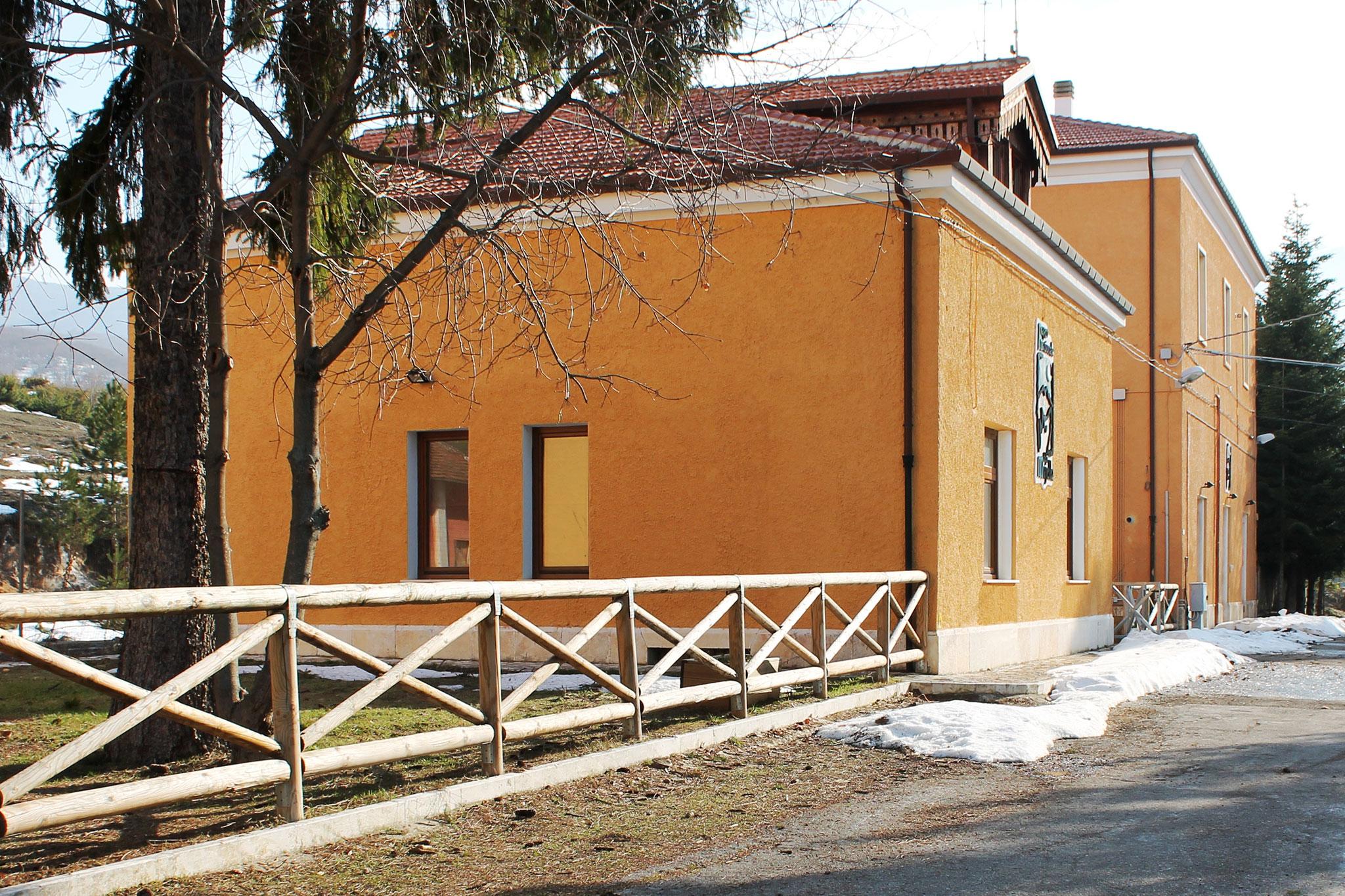 Base scout di Cansano